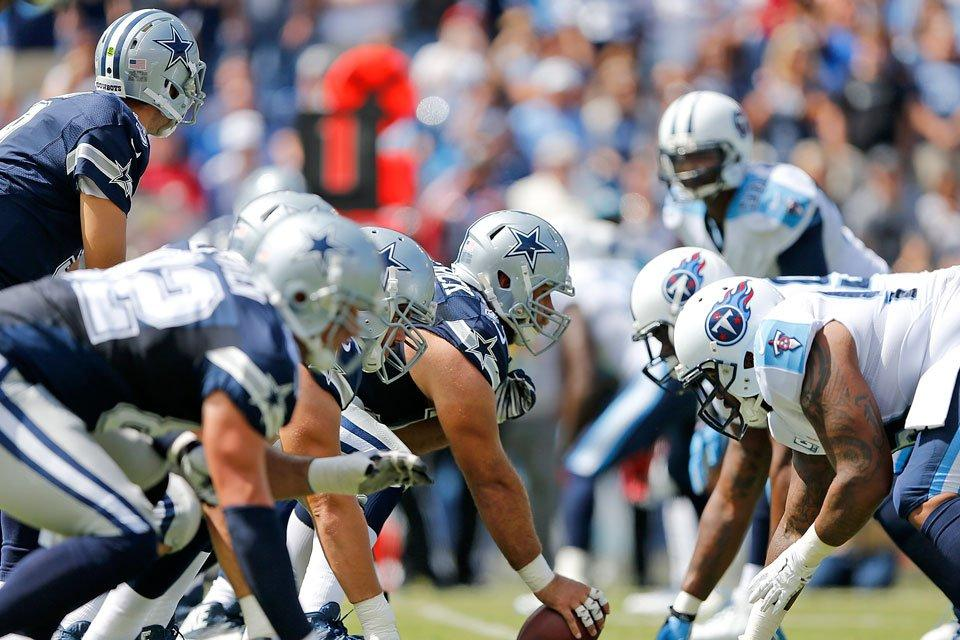 Cowboys Even Record With Convincing 26-10 Win Over Titans