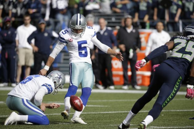 Dan Bailey Breaks One Record Against Seahawks, Ties Another