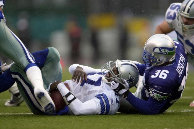Cowboys Offense Couldn't Find Daylight When In Red-Zone During 2001 Season