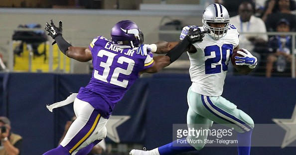 With Strong Showing Versus Vikings, McFadden Shows That He's Still Got Tread Left On His Tires
