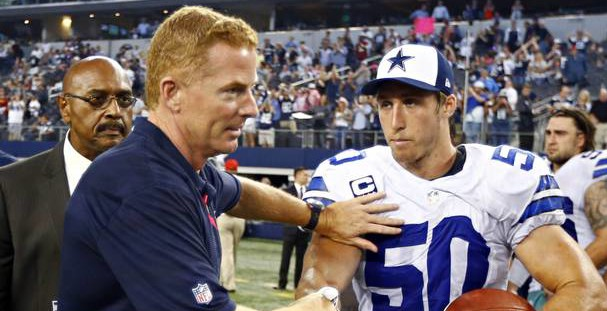 No Reason For Jason Garrett To Put Sean Lee At Mercy of San Fran Turf