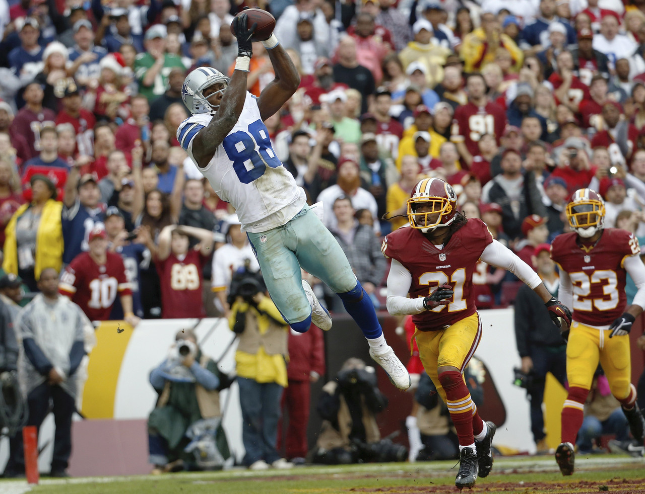 For 'Boys To Make December Run, Dez Needs To Rediscover Old Tricks
