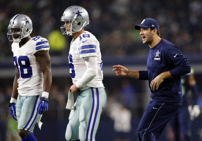 The wait for Tony Romo is finally over.