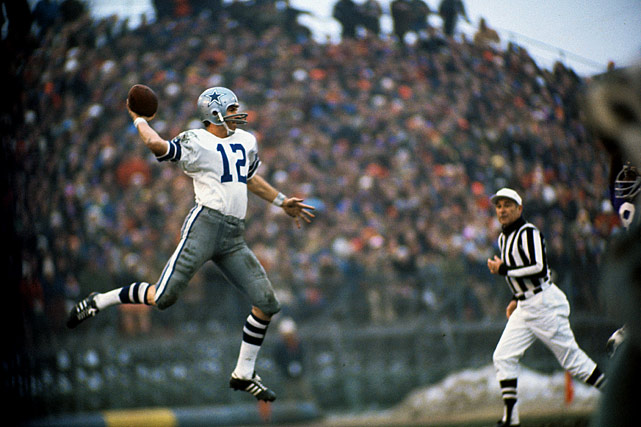 Memories of Roger Staubach often have an ethereal quality to them that is often enhanced upon discovering that they are true.