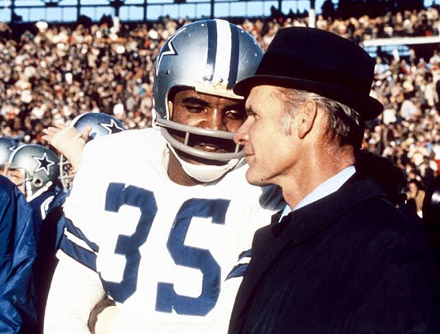 Choose Your Favorite Running Back From The Tom Landry Era!