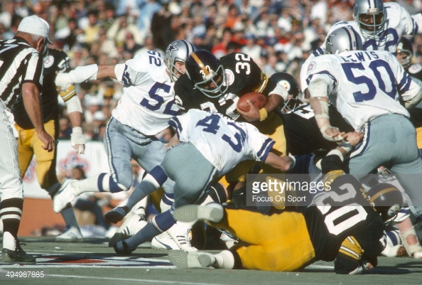 Super Bowl X Memories: Harris' Fourth-Down Collision Preserves Dallas Lead