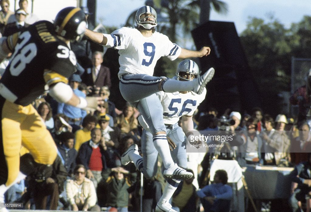 1975 Dallas Cowboys Player Rankings: #34 Mitch Hoopes