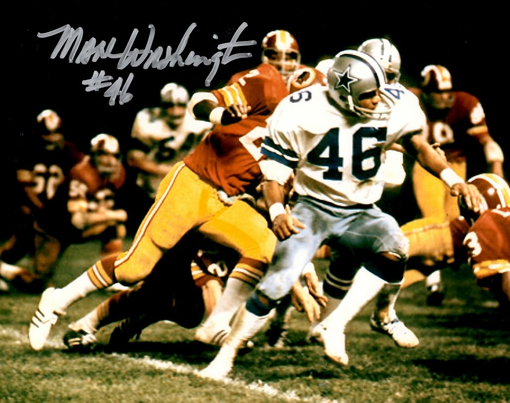 1975 Dallas Cowboys Player Rankings: #18 Mark Washington