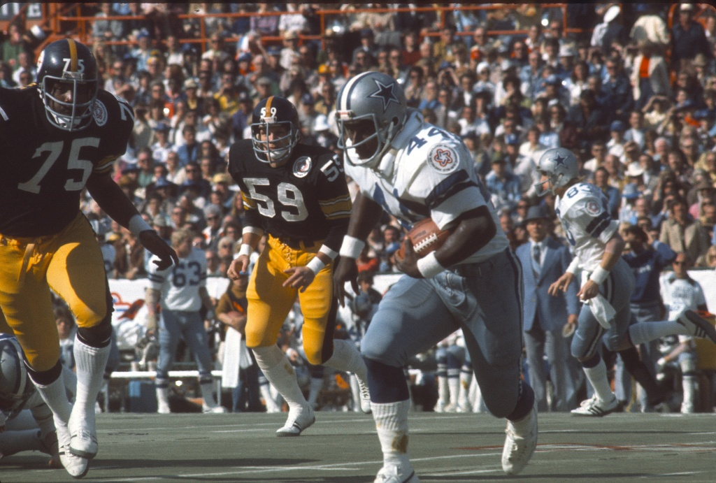 1975 Dallas Cowboys Player Rankings #12 Robert Newhouse