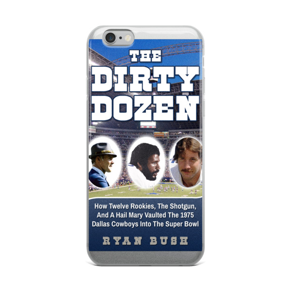 Dallas Cowboys – The Dirty Dozen – iPhone Case