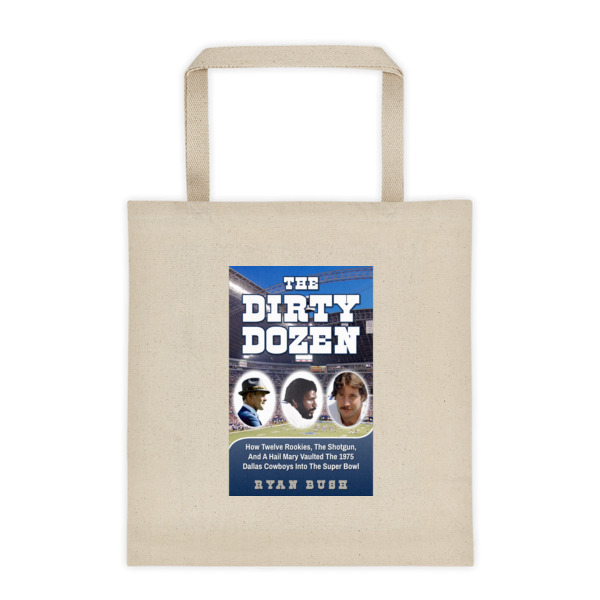 Dallas Cowboys – The Dirty Dozen – Tote bag