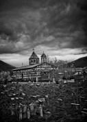 Karakilisa Church on the outskirts of Vanadzor, Armenia