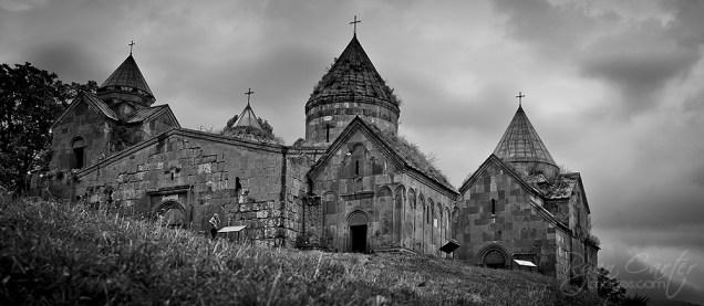Goshavank is a 12-13th century Armenian monastery located in the village of Gosh in the Tavush Province of Armenia.