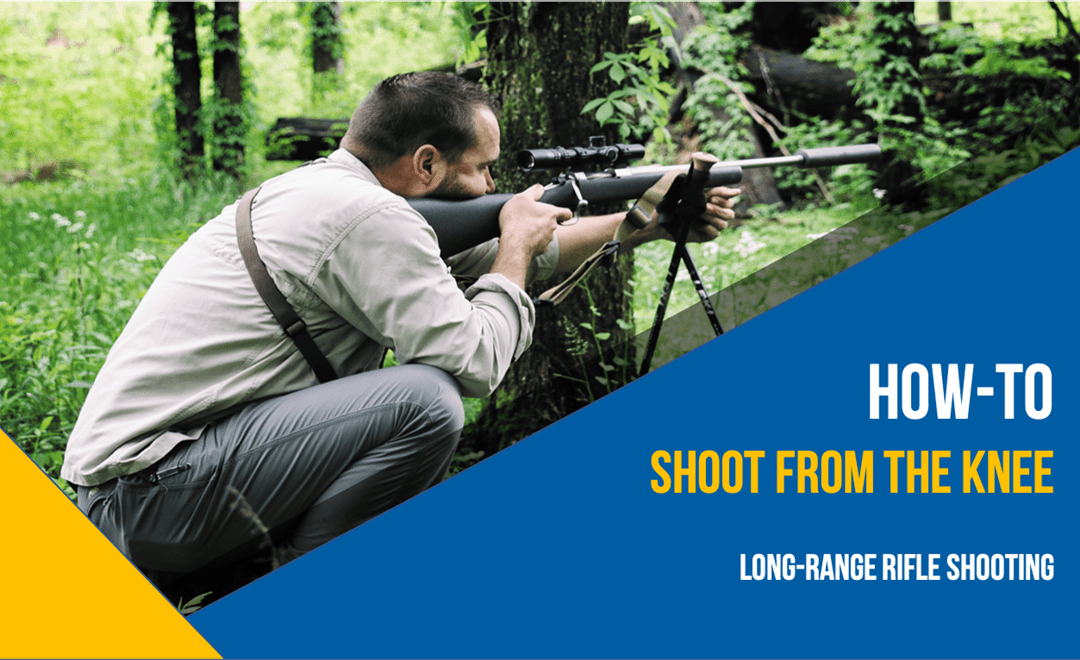 Shooting From The Knee | Long-Range Rifle Shooting with Ryan Cleckner [NSSF Video]