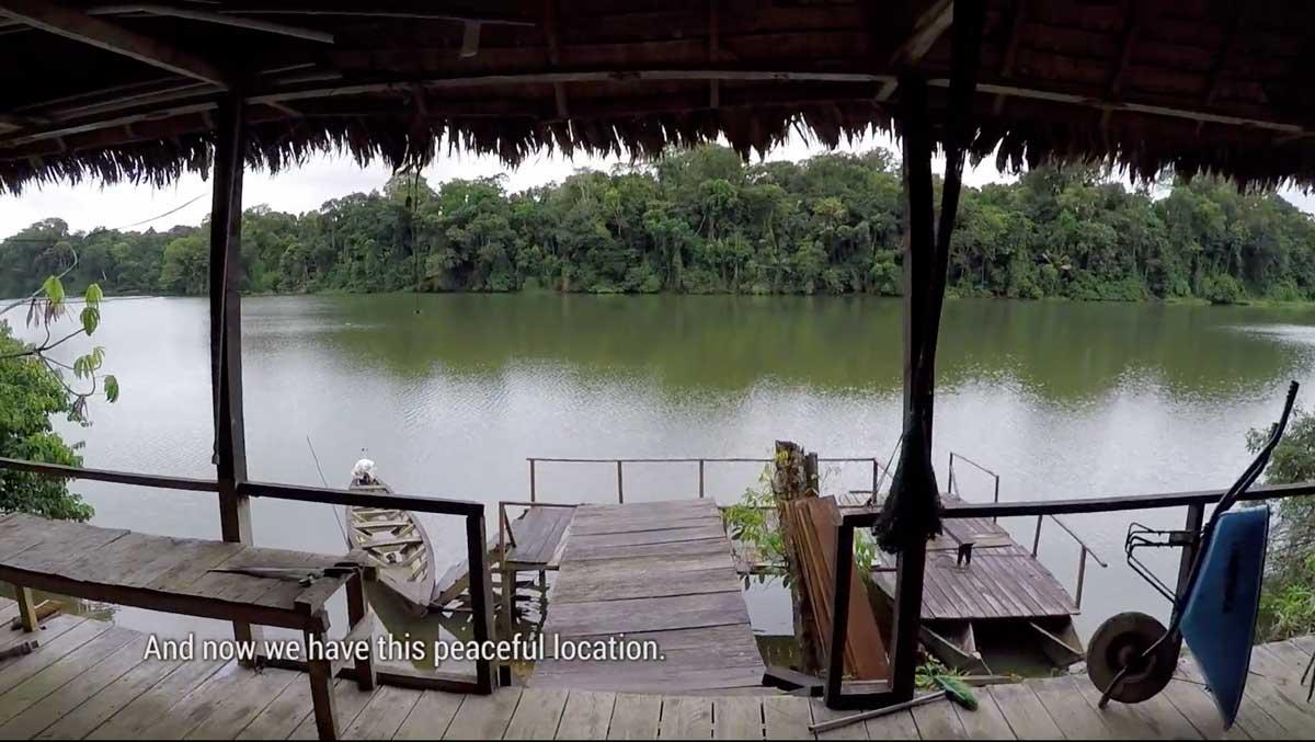 conserving the corridor - ecotourism in the Peruvian Amazon