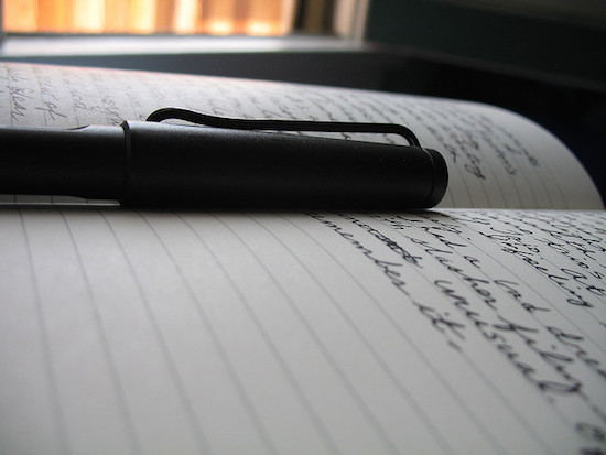 On My Writing Routine - Journal Warm-Up