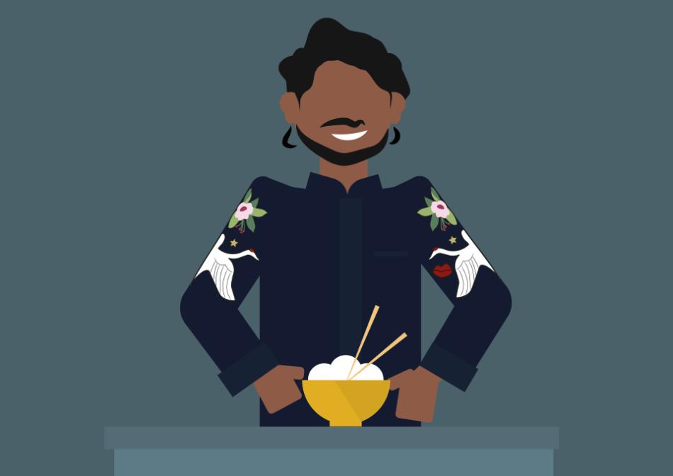 Chef Ryan Bahadoer | RYAN FOODSHOP