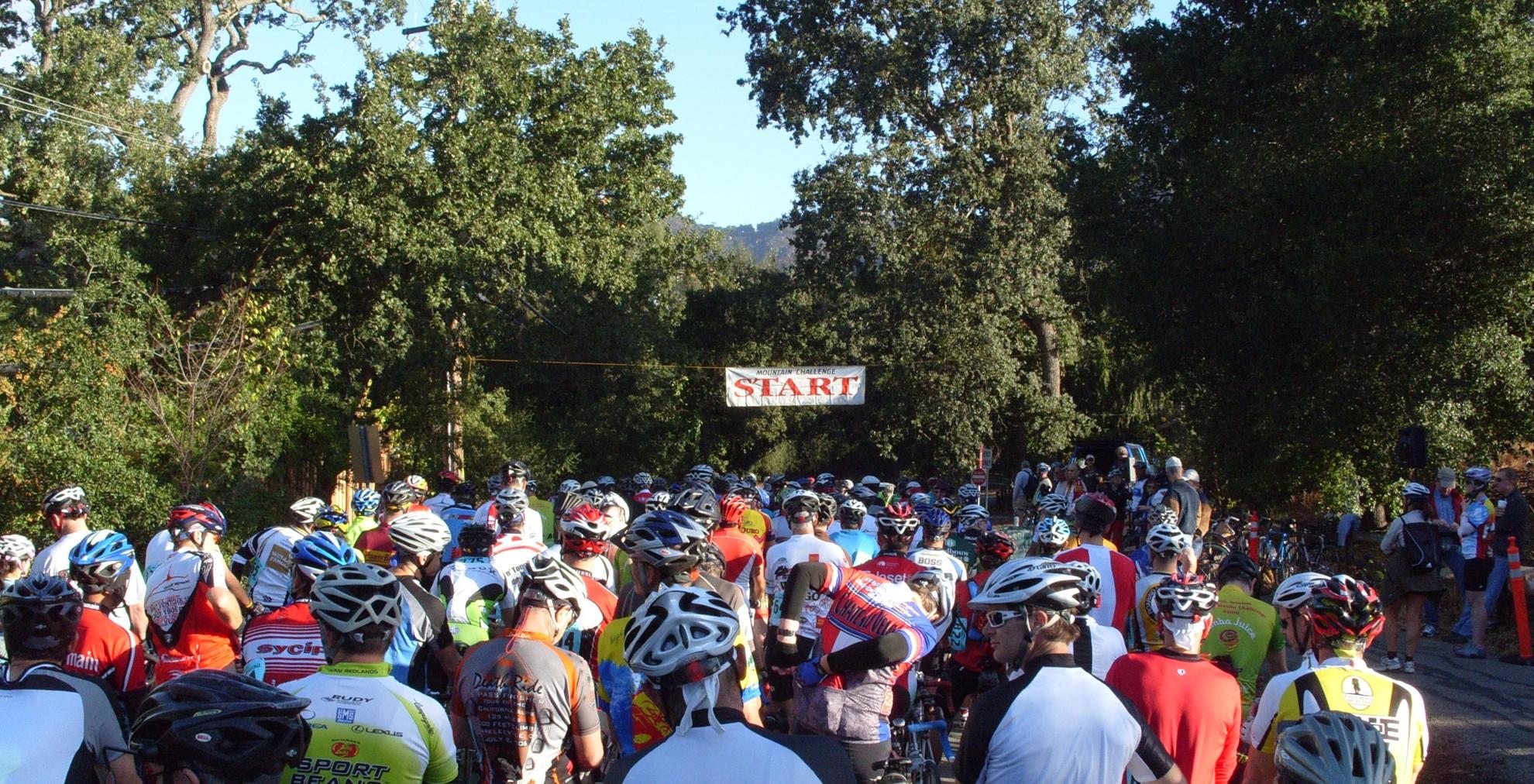 Mount Diablo Challenge Start