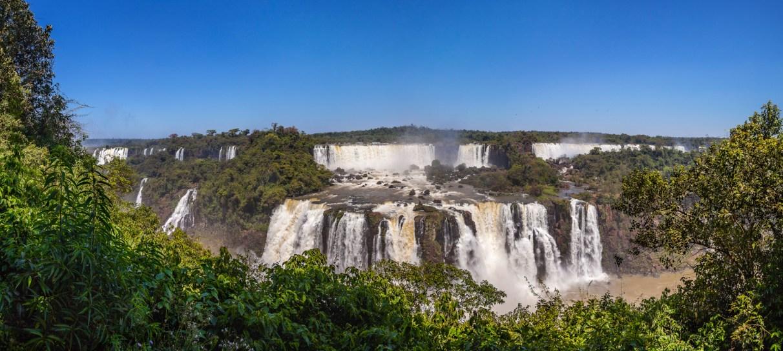 Foz do Iguacu Panorama 2