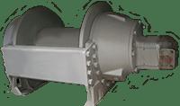 Pullmaster Model M18 Free Fall Hydraulic Winch