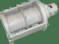 Pullmaster Model PL2 Boom Swinger Equal Speed Hydraulic Winch