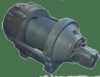 Pullmaster Model PL5 Free Fall Hydraulic Winch