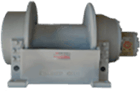 Pullmaster Planetary Hydraulic Winches