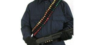 BH SHTGN BANDOLEER (55 rounds) BLACK