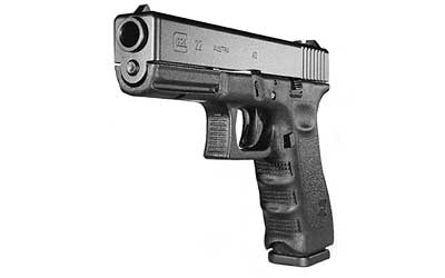 Used Glock 22 Police Trade-in