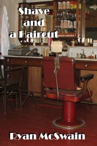 Shave and a Haircut cover copy