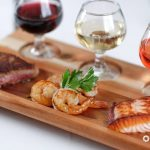Steak Fish Shrimp Food Photographer