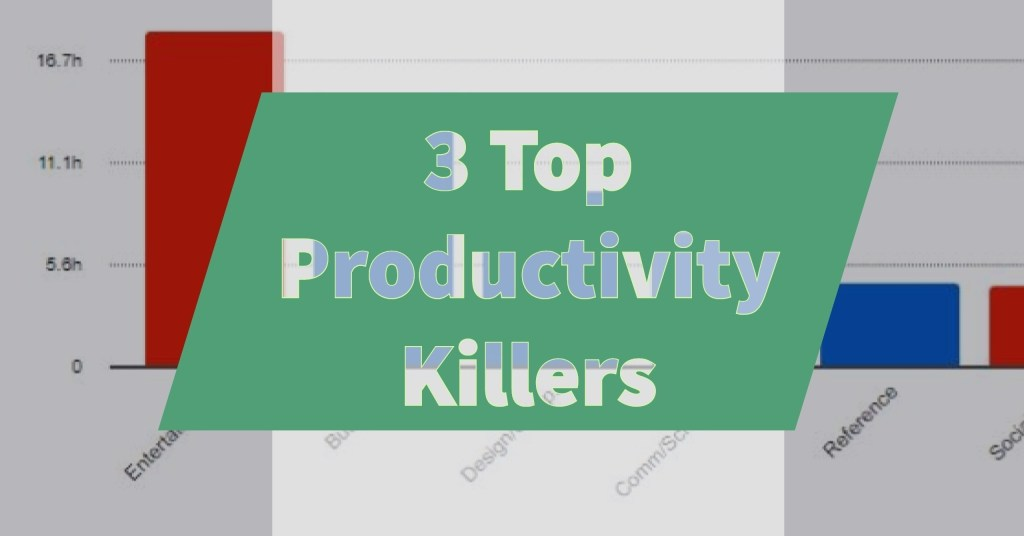 RescueTime Productivity Killers