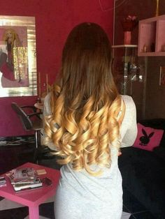 Ombre Taming Your Mane