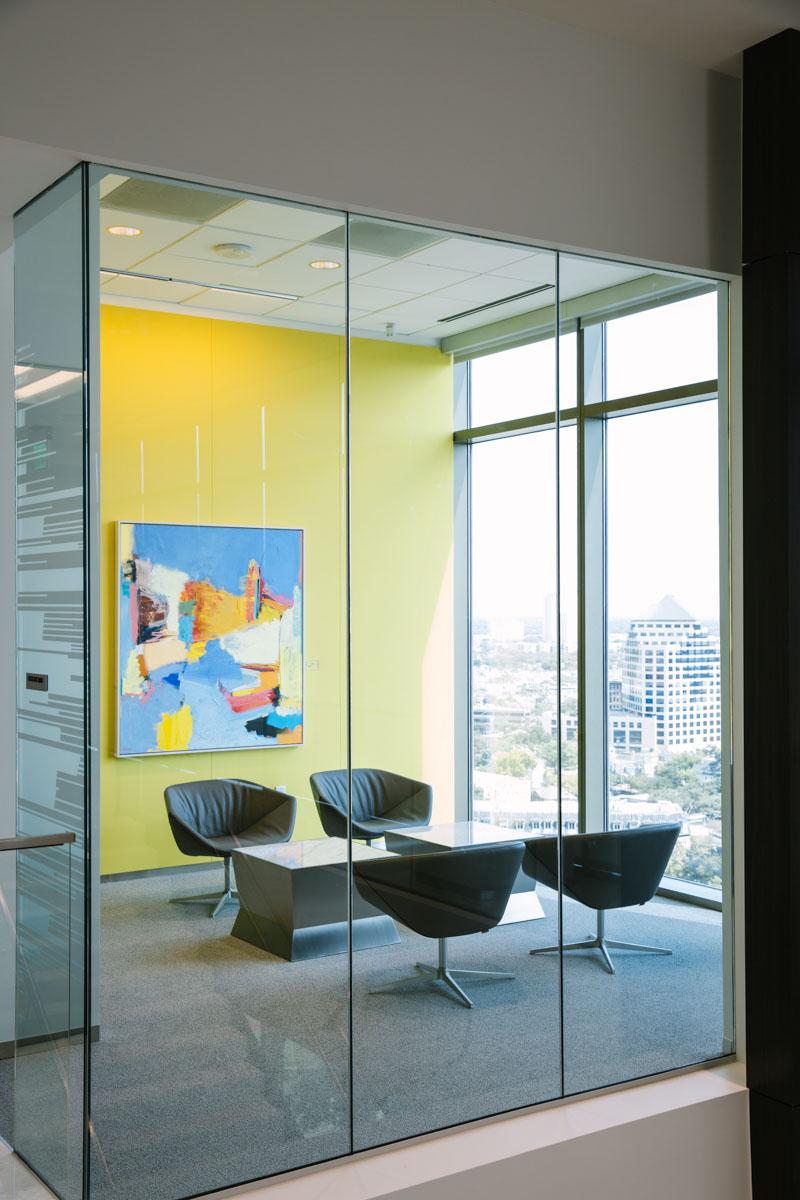 Corporate Building, Indoor