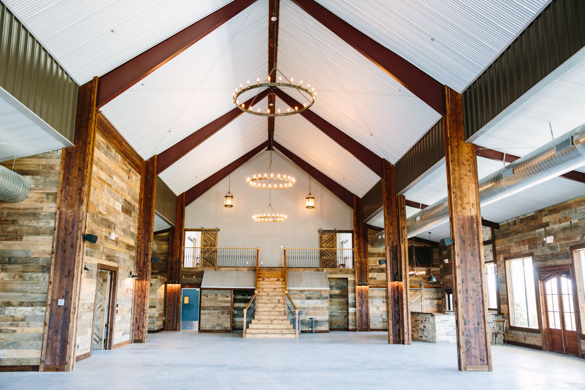 Stone Crest Wedding Venue, Rustic Venue