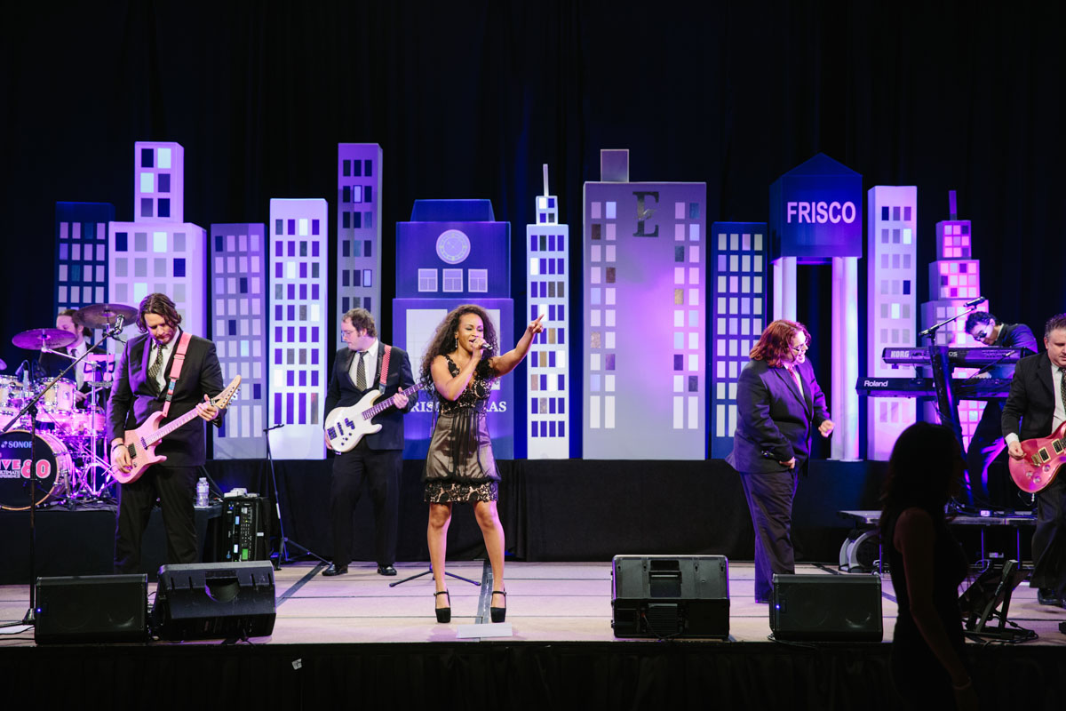 Corporate Event, Work party, Concert