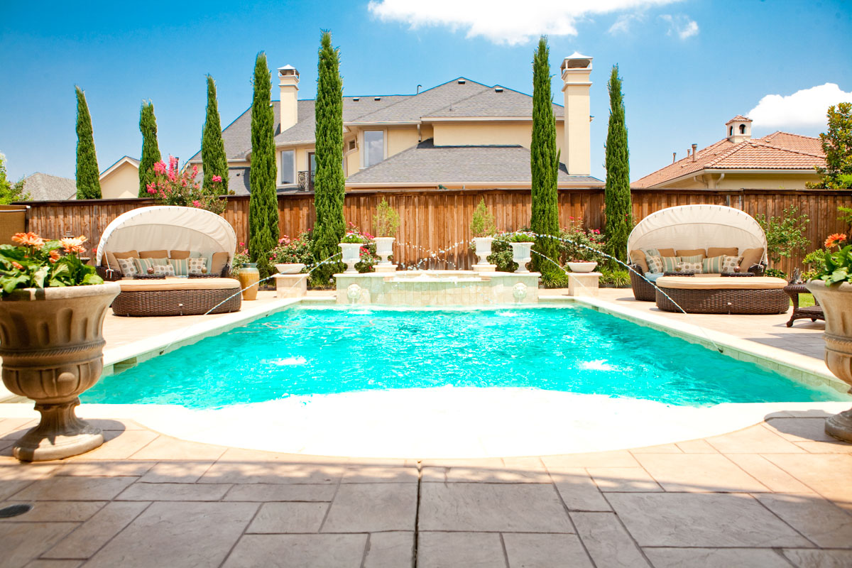 Outdoor Pictures, House Pictures, Real Estate, Pool