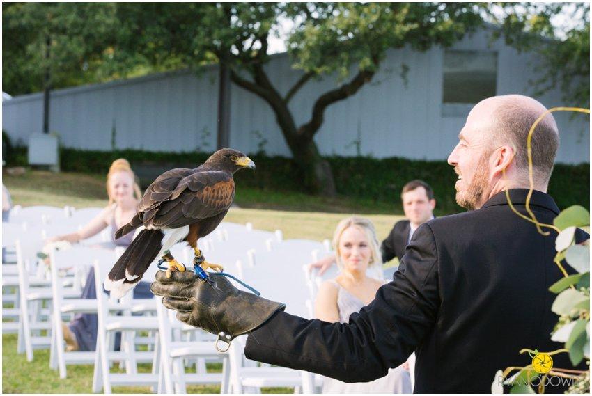 White Rock Lake Wedding