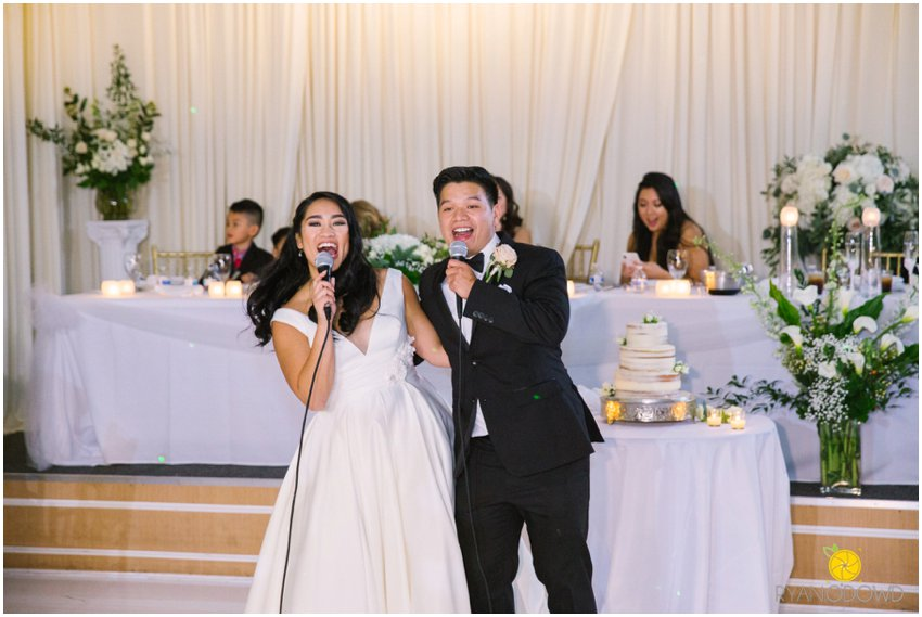 Viatnames and Filipino Wedding