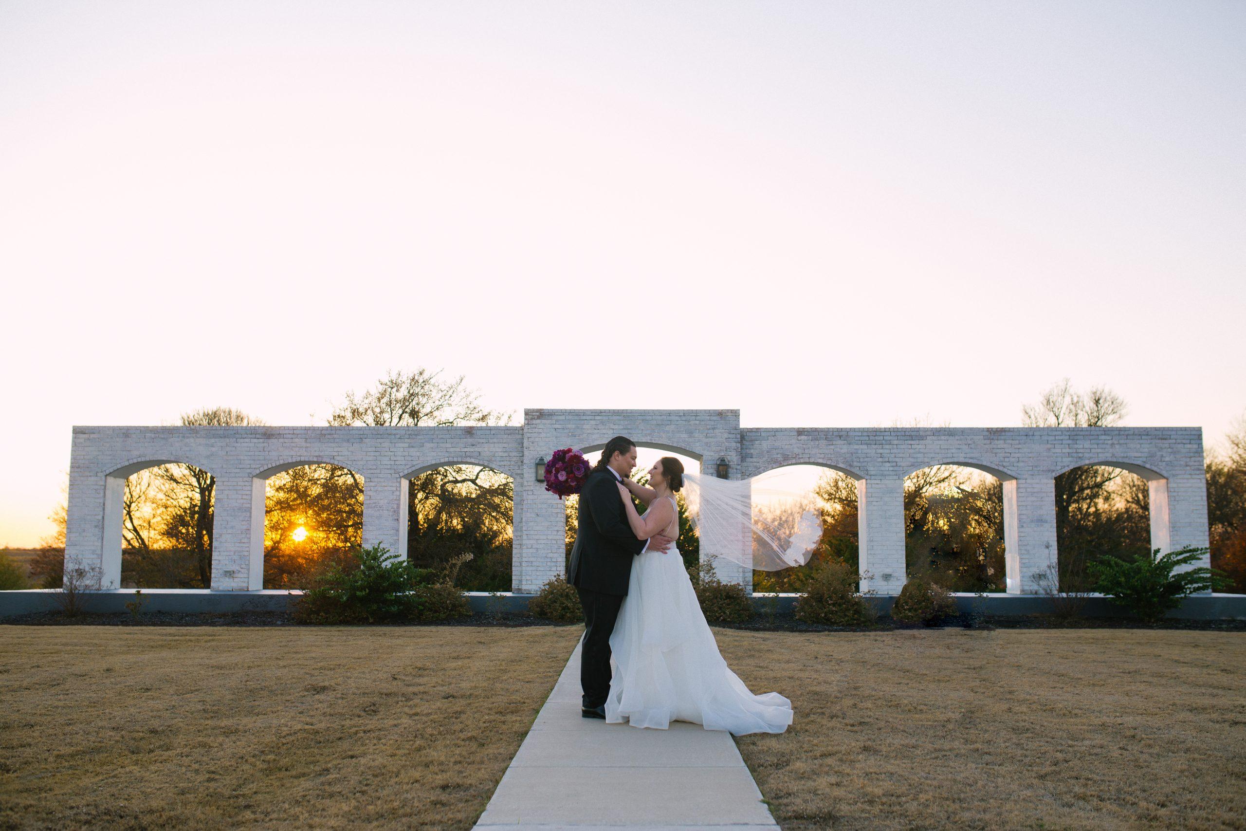 grand ivory wedding
