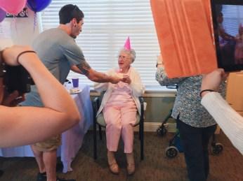 Grandma's 95th - 10