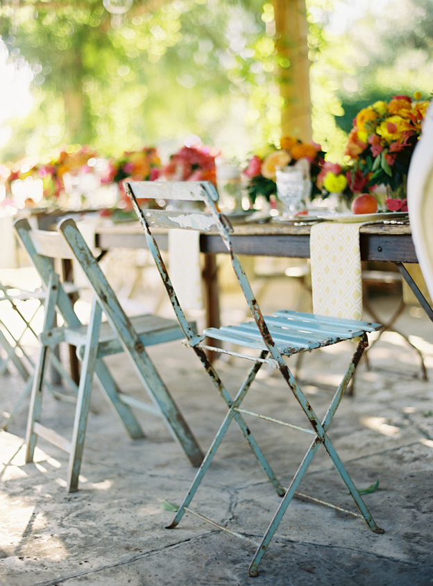 Martha Stewart Weddings Ojai
