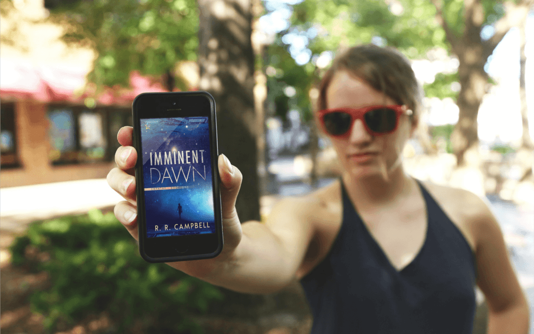 Review of Imminent Dawn in Evie's Reveries!