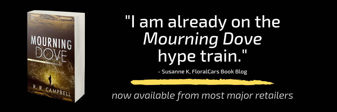 Mourning Dove (EMPATHY #2) Now Available!