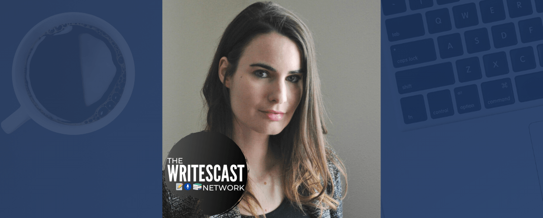 On Writing Your Passions with Joanna Hathaway – Writescast 076
