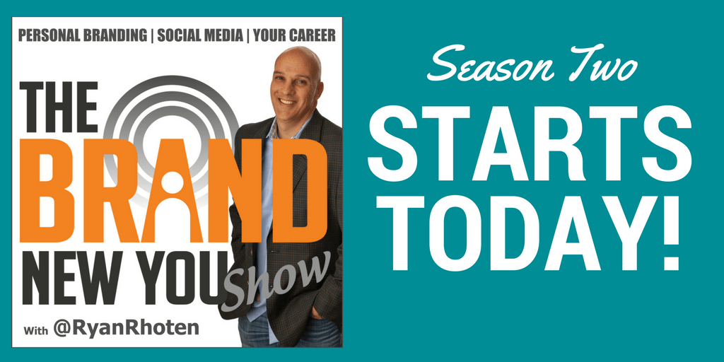 Season Two of the BRAND New You show launches today!
