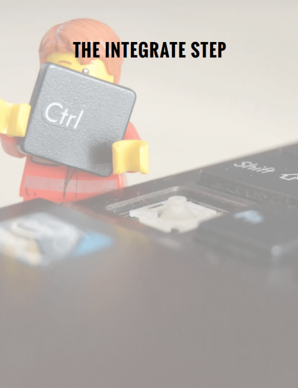 Integrate Step Workbook