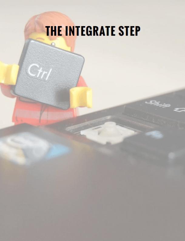 Integrate Step Workbook