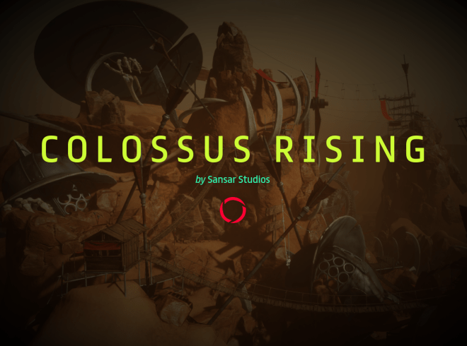 Colossus Rising 1 10 August 2017