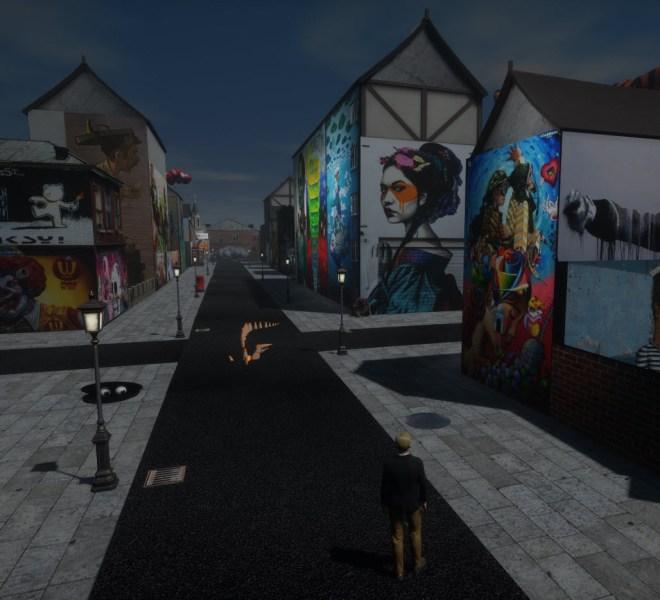 Urban Art 19 Nov 2017